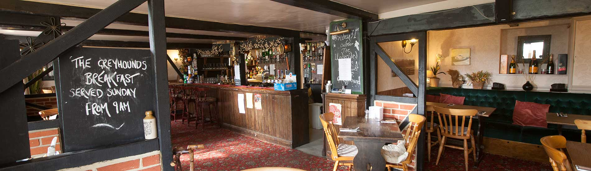 How to contact the Greyhound, Midhurst, West Sussex