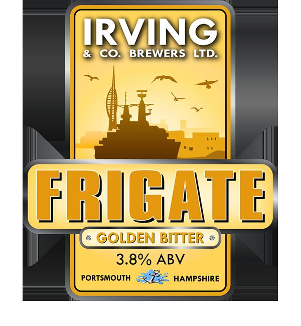Frigate Golder Bitter