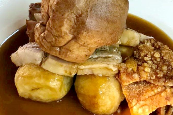 Sunday Roast Menu - The Greyhound Pub & Restaurant - Midhurst, West Sussex
