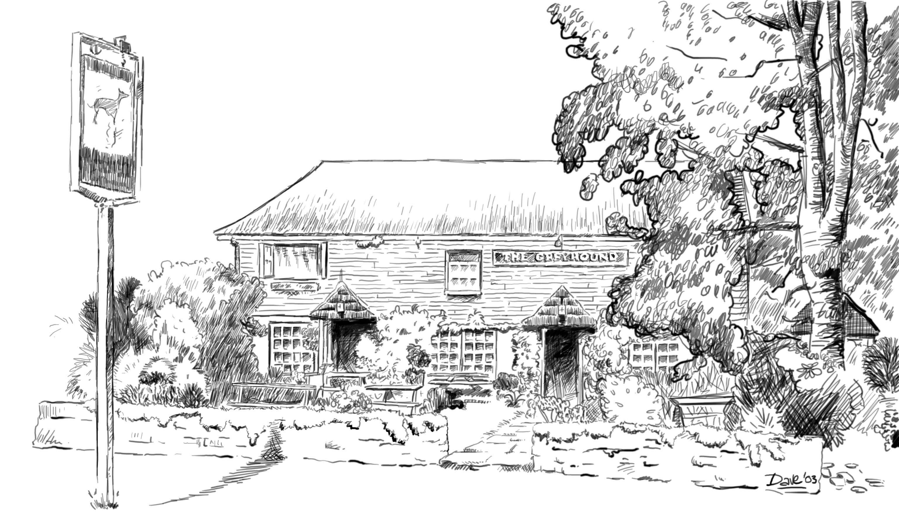 The Greyhound Pub & Restaurant - Midhurst, West Sussex